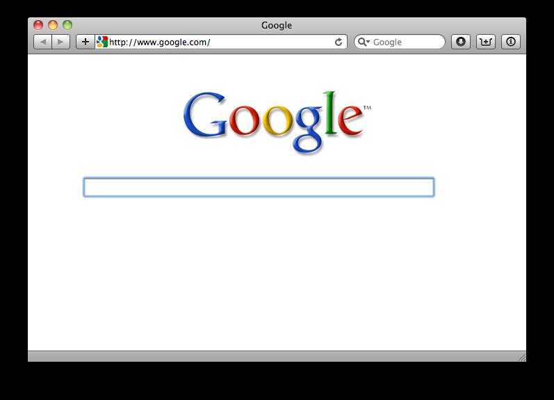 MinimalGoogle